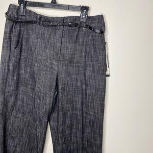 Sandro Sportswear Two Tone Full Length Pants 12